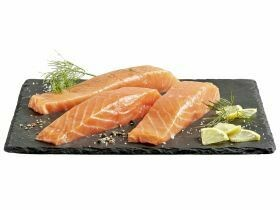 Filet de saumon ASC premium 3x125g