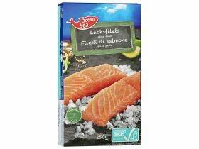 Filet de saumon ASC 250g