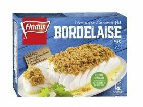 Findus gourmet fillet Bordelaise avec sauce aux herbes 400g