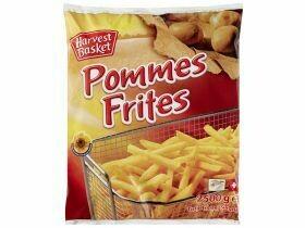 Frites pour la friteuse 2.5g