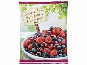 Assiette de baies / fraises 750g