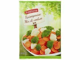 Légumes impériaux / mélange de légumes 1Kg