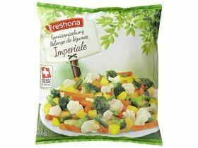 Mélange de légumes suisses Impérial / Réel 600g