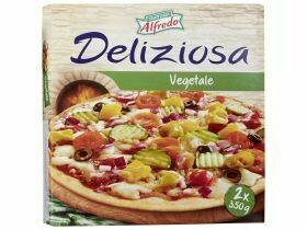 Épinards à pizza / végétarien 2 piècesx350g, 2x390g