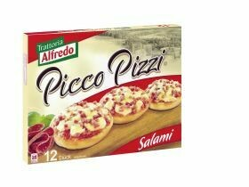 Picco Pizzi Jambon / salami 360g