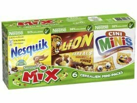 Nestlé Breakfast Cereals Mini 190g
