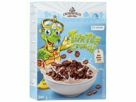 Céréales du petit-déjeuner Coquilles choco / cannelle 475g, 500g