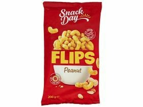 Peanut flips 200g
