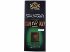 Chocolat fin divers types 125g