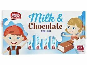 Bâtonnets de chocolat au lait 100g
