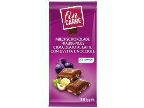 Noix de raisin au chocolat au lait 100g