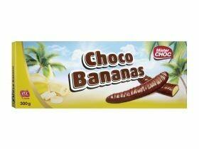 Bananes choco 300g