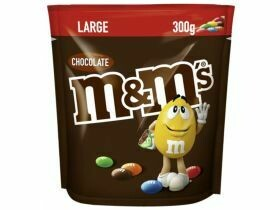 M & M's Arachide, chocolat, croustillant 255g