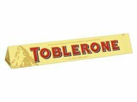 Chocolat Toblerone Lait 100g