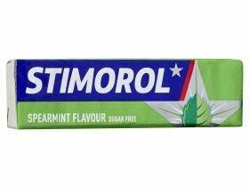 Gomme à mâcher Stimorol Menthe verte 14g