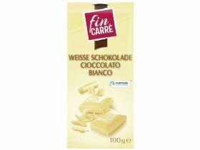 chocolat blanc 100g
