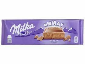 Tablettes de chocolat Milka divers types 270g