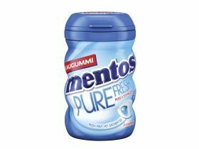 Chewing-gum Mentos Pure Fresh divers types 70g