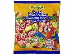 Bonbons aux fruits moelleux 500g