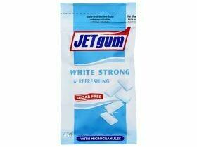 Chewing-gum sans sucre divers types 45g