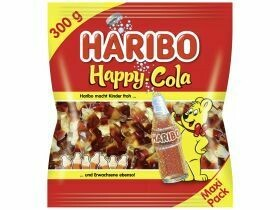 Haribo divers types 300g