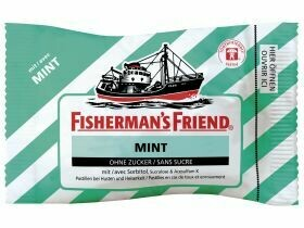 Ami du pêcheur Fisherman's Mint sans sucre 25g