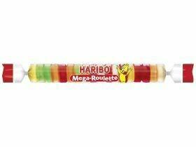 Haribo Mega Roulette fruit 45g