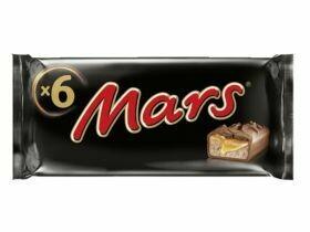 Mars / Snickers / Twix 270g