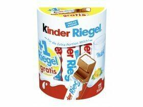 Barres pour enfants Ferrero 210g