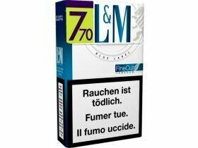 Boîte à étiquettes L&M Fine Cut Blue 20 pieces