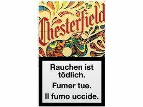 Boîte d'origine Chesterfield 20 pieces