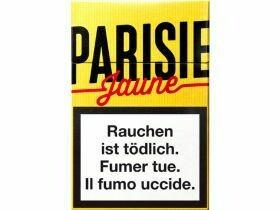 Parisienne Jaune Box 20 pieces