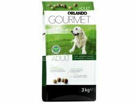 Nourriture sèche premium pour chiens lumière / adulte 3kg