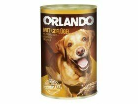 Nourriture complète pour chien en sauce divers types 1240g