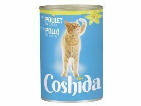 Nourriture complète pour chats en sauce divers types 415g