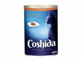 Nourriture complète pour chats de qualité supérieure divers types 400g