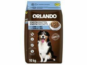 Nourriture sèche pour chiens Agneau & Riz / Boeuf & Légumes 10kg