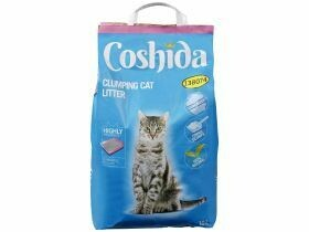 litière pour chats agglomérant 10l