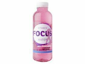 Focus eau divers types 0.5L