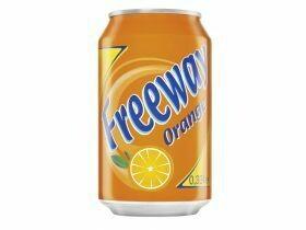 Limonade à l'orange 0.33L