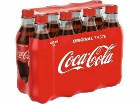 du Coca 8x0.45L