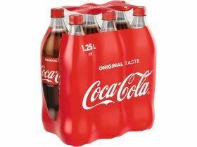 du Coca 1.25L