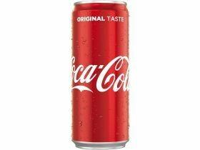 du Coca 0.33L