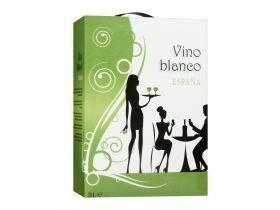 Vin blanc espagnol 3L