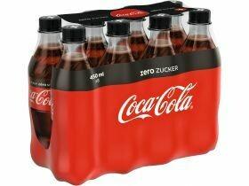 Coca-Cola Zero 8x0.45L