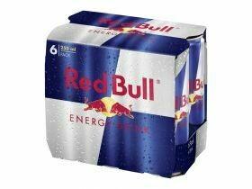 Boisson énergisante Red Bull 6x0.25L