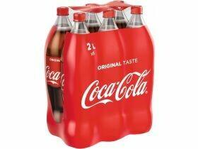 du Coca 2L
