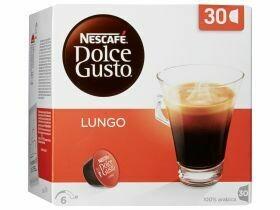 Capsules de café Nescafé Dolce Gusto Lungo 30 pieces