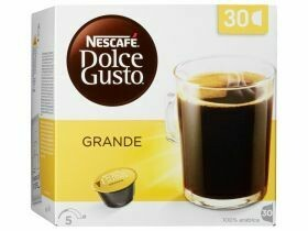 Capsules de café Nescafé Dolce Gusto Grande 30 pieces