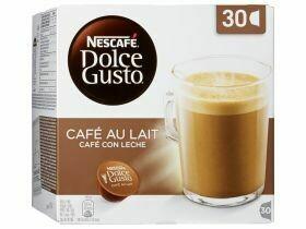 Capsules de café Nescafé Dolce Gusto Café au lait 30 pieces
